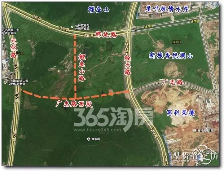 【仙林湖那些事儿】仙林湖再添交通利好,未来仙林湖又将增加公交线路咯~