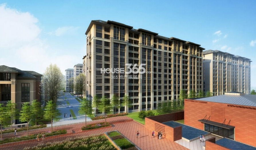 华府国际3室2厅2卫95平米精装产权房2015年建