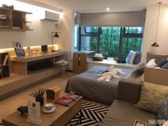 星悦城 48挑高公寓一层享两层 送衣帽间阳台飘窗